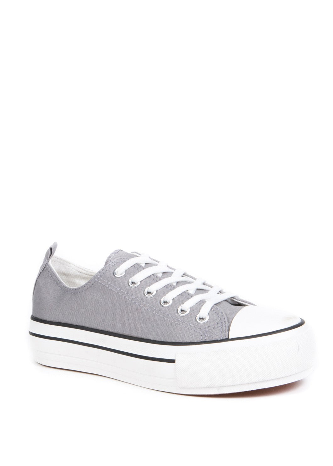 ERIN - Platform Sneakers - Grey