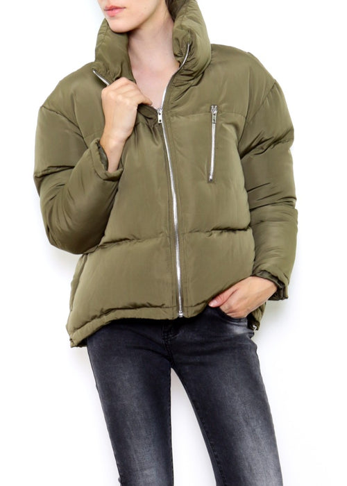 KASIA - Quilted Jacket - SOLD OUT