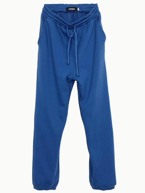 MISCHA - Slouch Pant Joggers - Blue