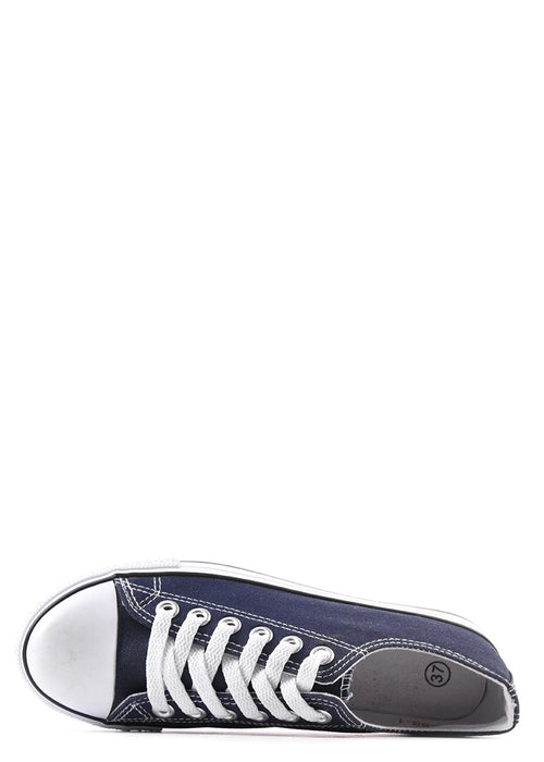 ERIN - Low Top Sneakers - Navy
