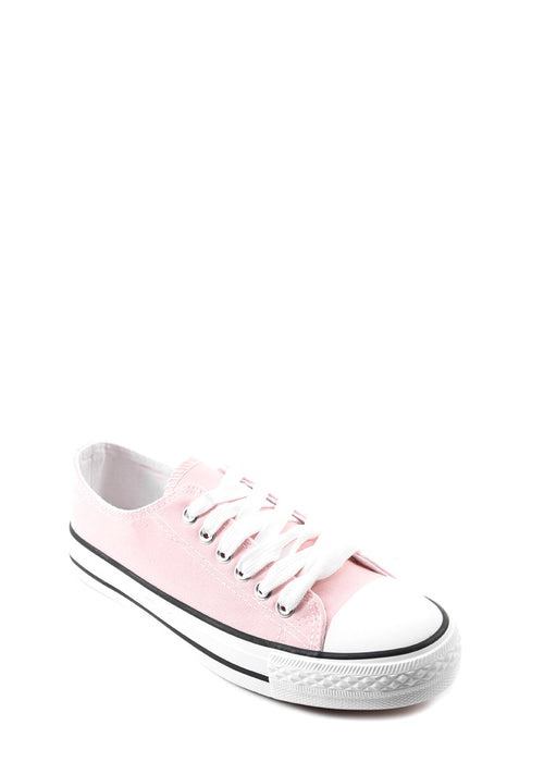 Copy of ERIN - Low Top Sneakers - Rose