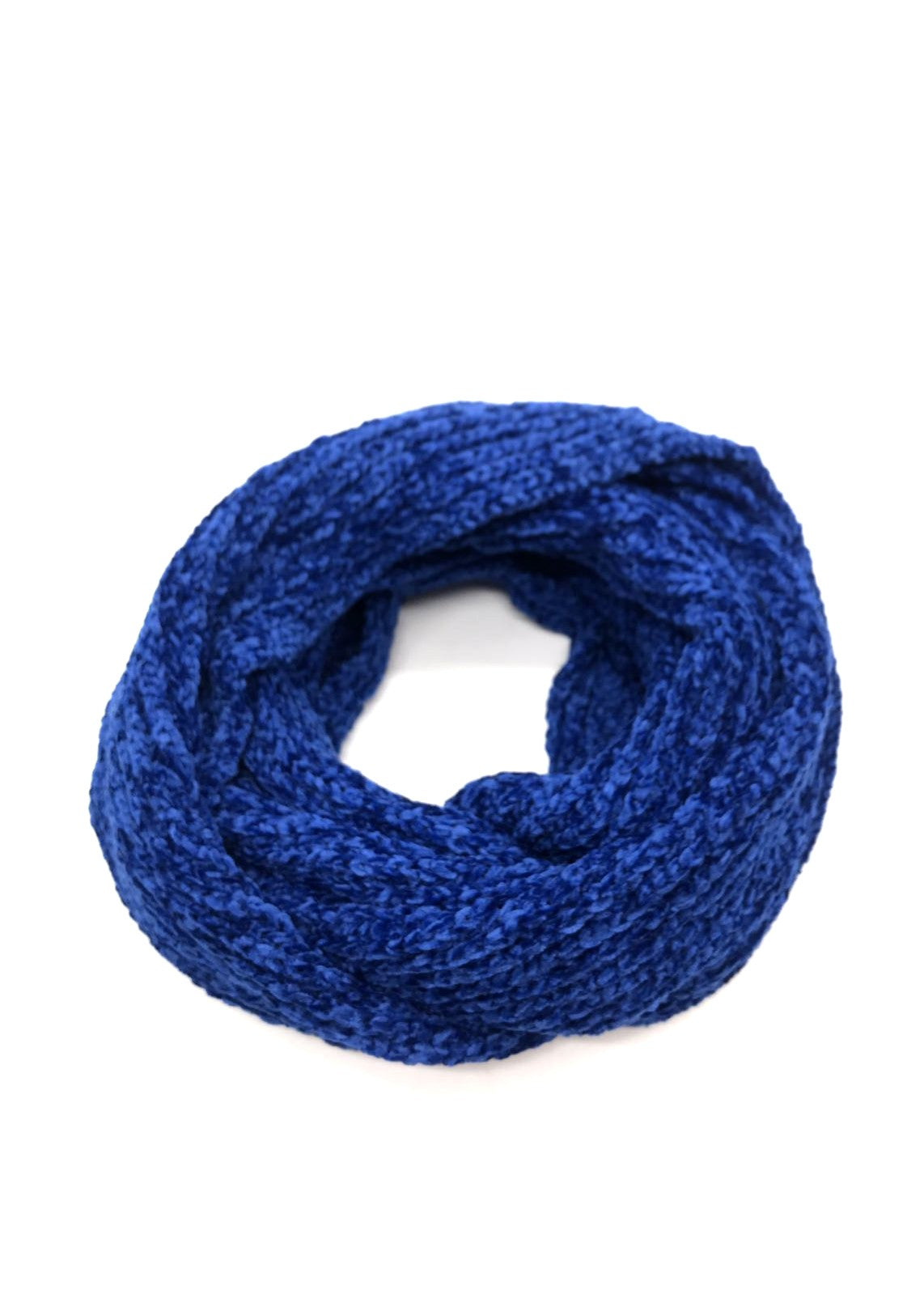MARGOT - Wrap Snood - Cobalt