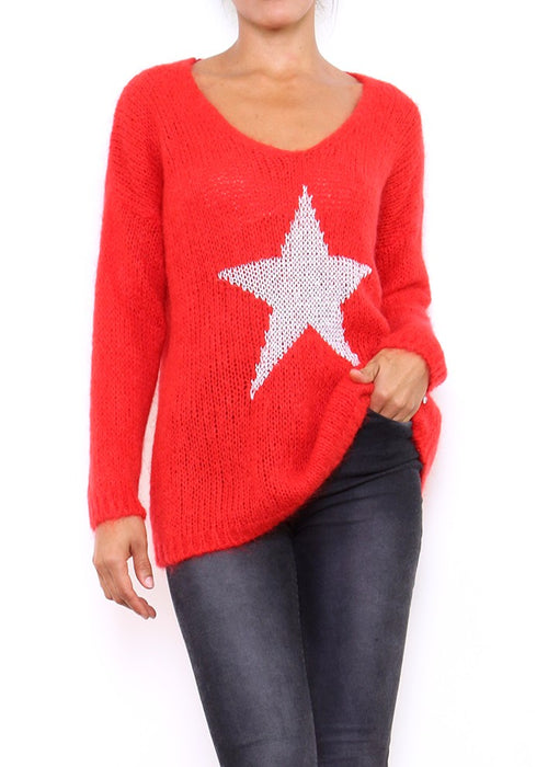 GRAZIA - Star Jumper - SOLD OUT
