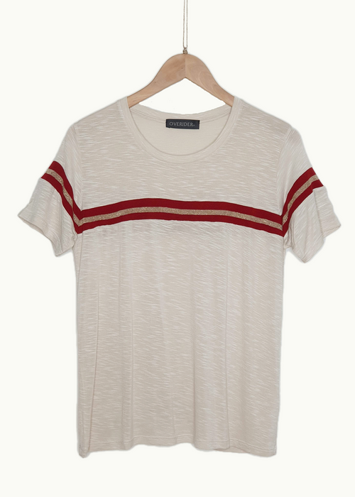 MARJA - Striped T-shirt