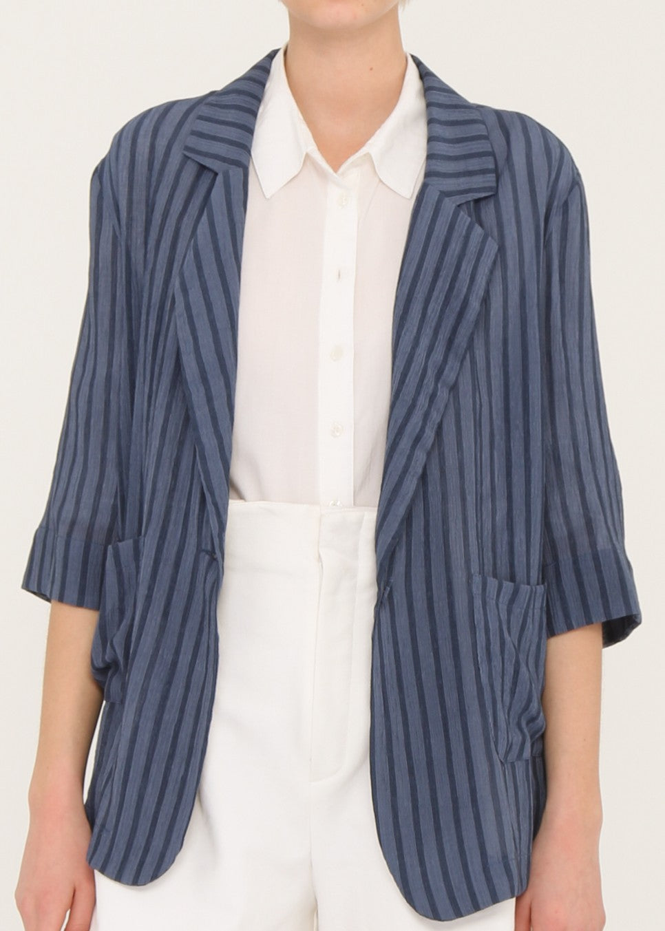 LOTTA -  Striped Jacket