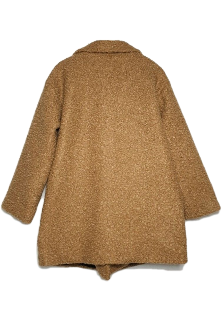MASHA - Borg Shearling Coat