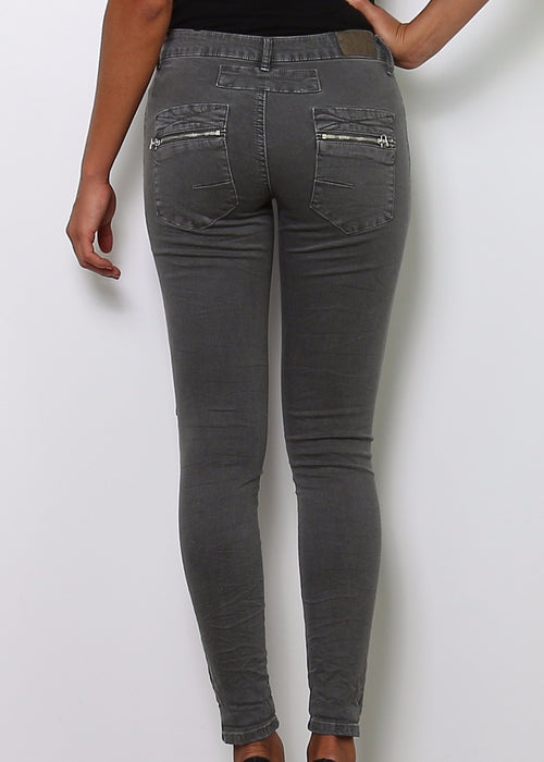 INGA   Jeans - Anthracite - SOLD OUT