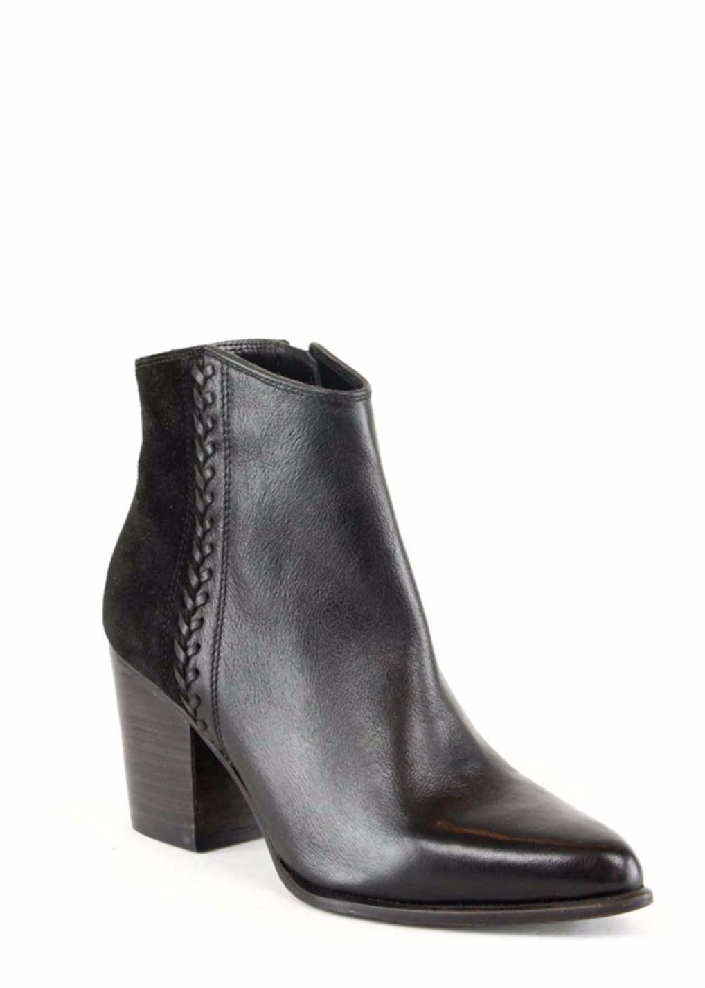 JENA - Leather Ankle Boots -SOLD OUT