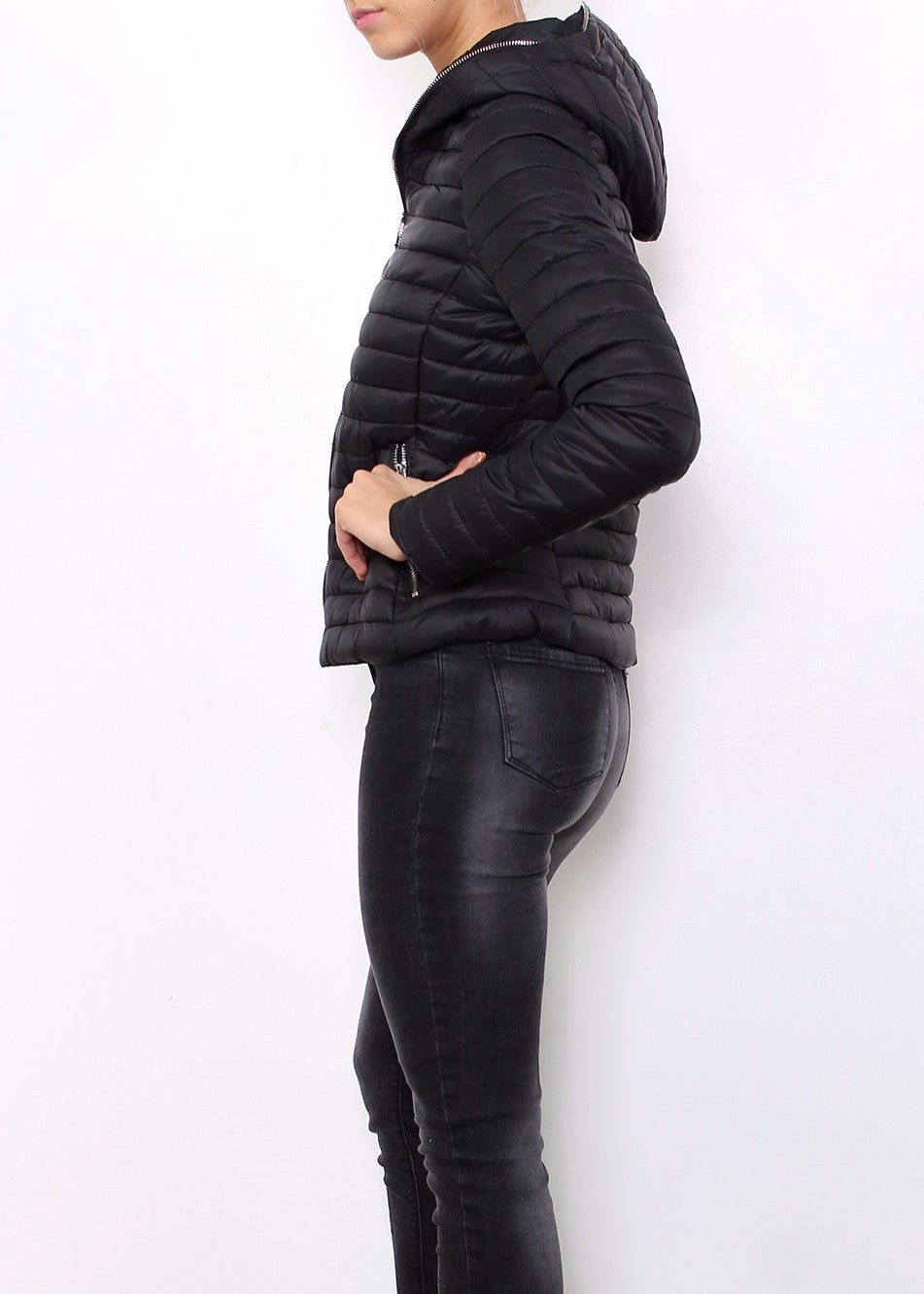 LAUREN - Quilted Jacket - SOLD OUT