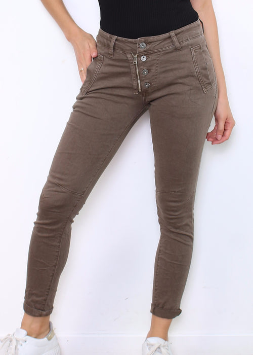 INGA  Skinny Jeans - SOLD OUT