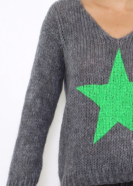 URSA - Star Knit Jumper - SOLD OUT