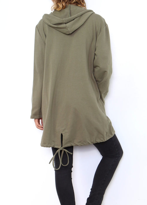 KASIA - Hooded Slouch Parka -SOLD OUT