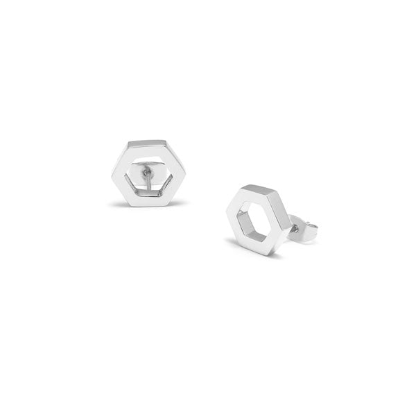 LAIS -  Hexagon Earrings - SOLD OUT