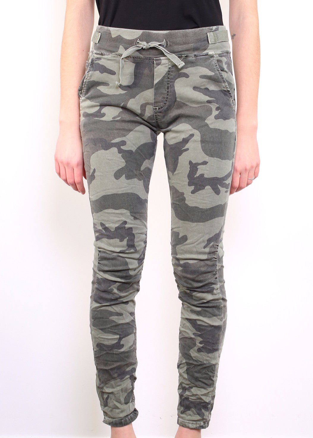 TESS - Camo Pants - SOLD OUT