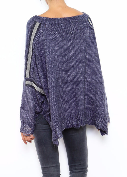 GEORGIA - Bohemian Knit Jumper -SOLD OUT