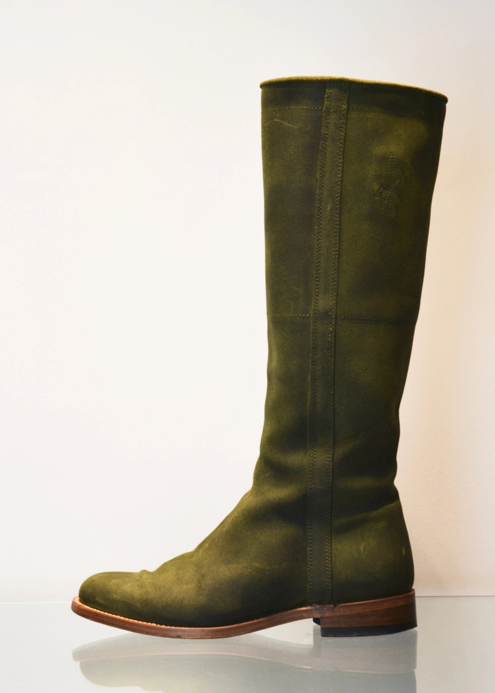 PREWORN | Preloved - 'EL ESTRIBO' Country Boot - Size 6 UK (39)
