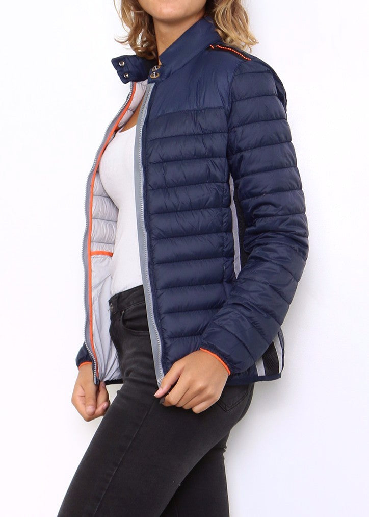 JENA - Quilted Jacket - SOLD OUT