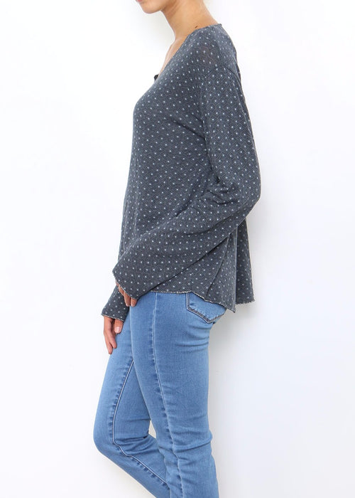 Lucia - Fine Knit Top - SOLD OUT