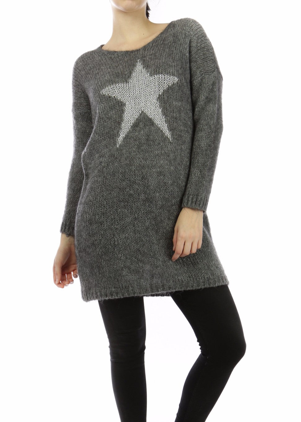 GRAZIA - Star Knit Tunic - SOLD OUT