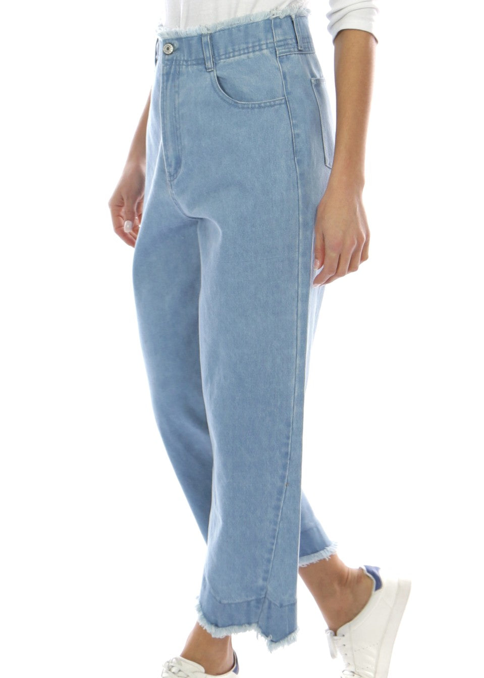 NELL - Wide Leg Jeans