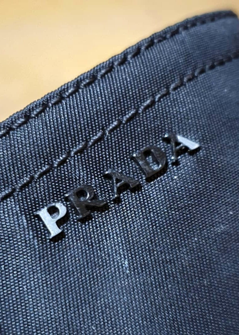 PREWORN | Preloved - 'PRADA' Girls Tall Boot - Size 1 UK