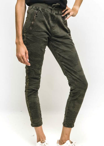 INGA  Skinny Jeans - Washed Denim