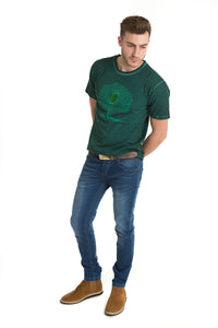Green Trete Of Knowledge Tee