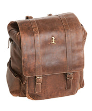 Trete Light Brown Rucksack