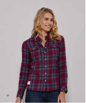 Flannel Shirt Multi - 1607F17