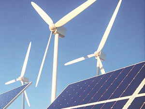 Choosing your Wattage: Solar and Wind Power