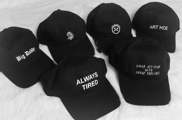 e091e04c77ffa Boost your ego with these sikk sassy dad hats