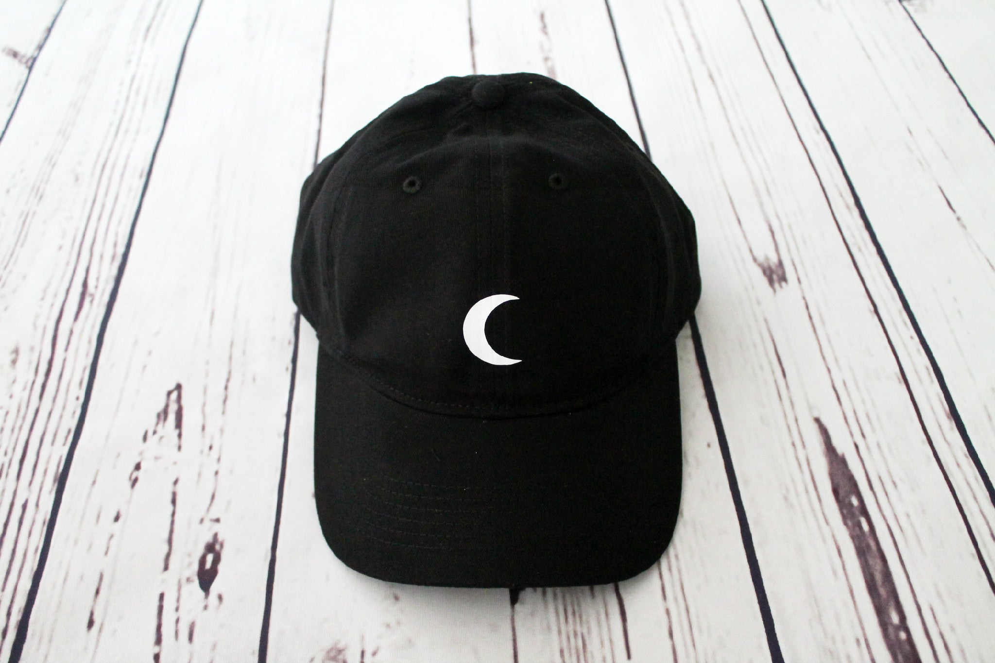 Moon Baseball Hat