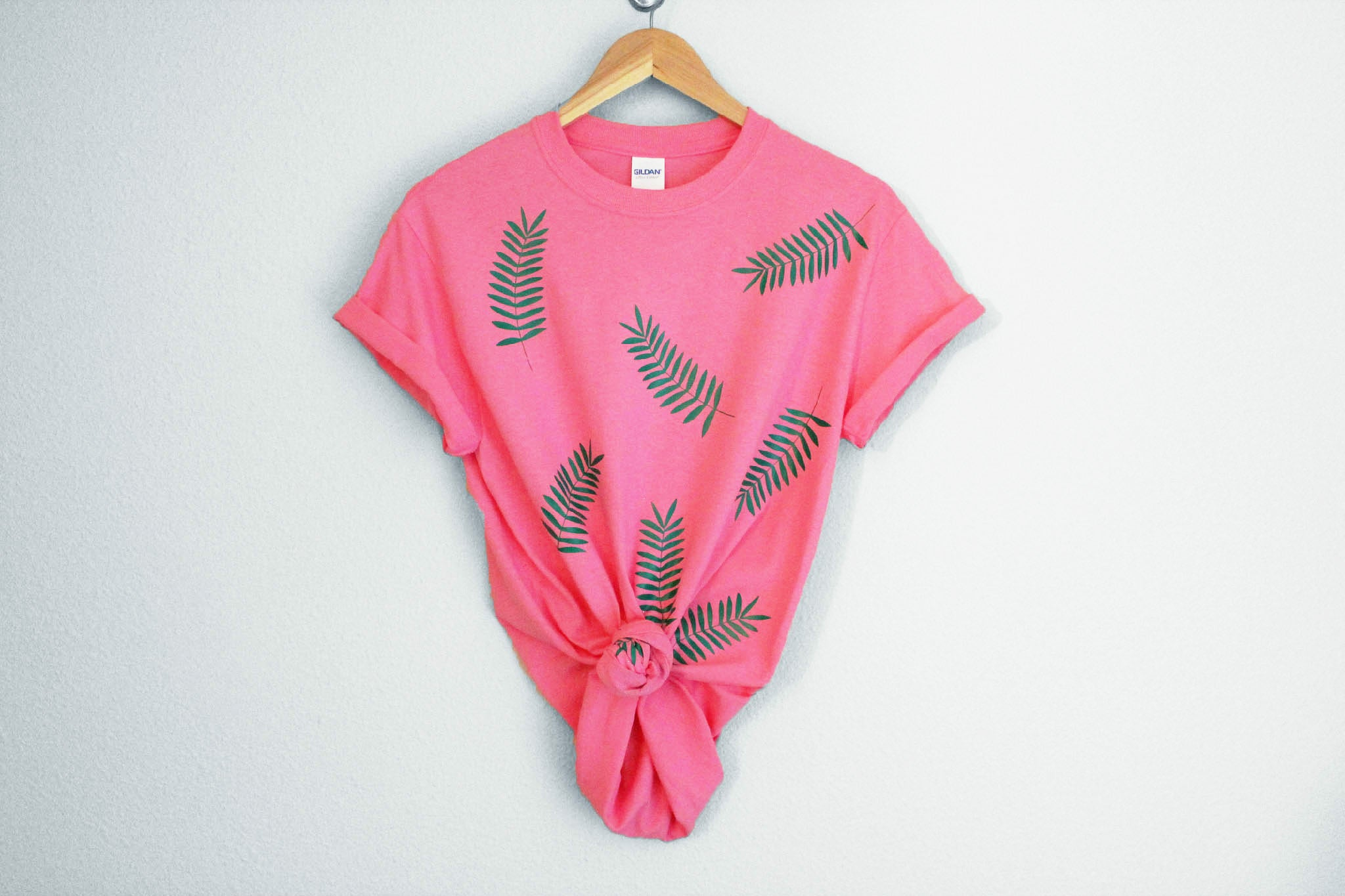 Palm Leaves Unisex Shirt