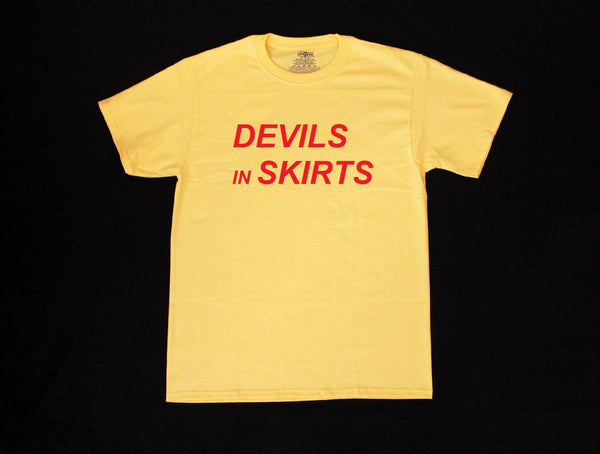 Devils In Skirts Unisex T-Shirt