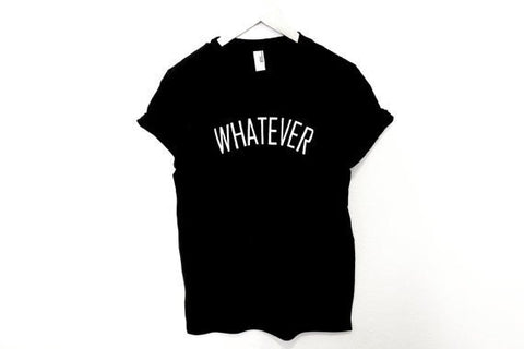 Whatever Unisex Shirt