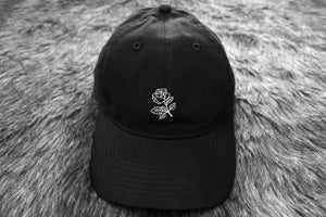 Rose Baseball Hat