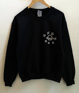 Planet Black Sweatshirt