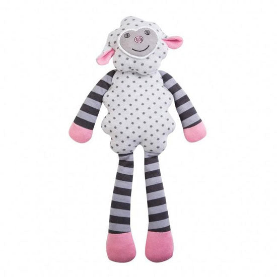 Dreamy lamb stuffed baby toy
