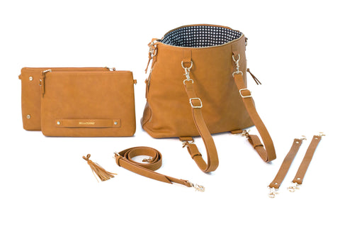 Boss Bag - Cognac