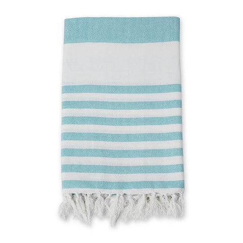 Turkish Towels- Ocean Blue