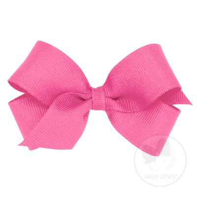 Mini Classic Grosgrain Hair Bow