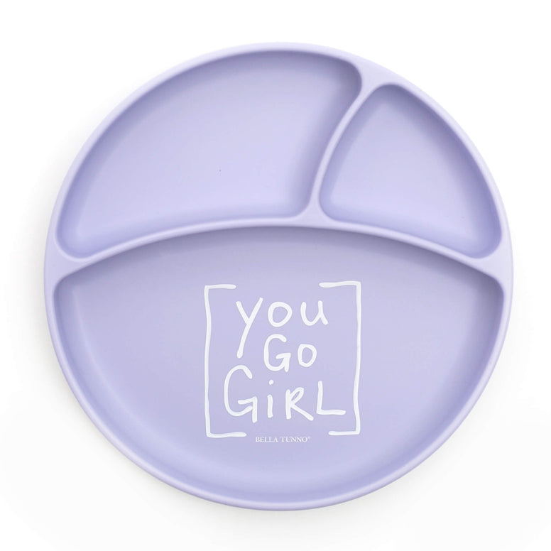 You Go Girl  - Wonder Plate