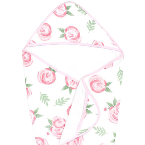 Muslin Hooded Towel-Grace