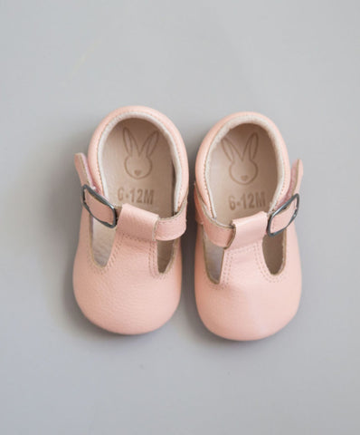 Shaughnessy Shoe-Pink