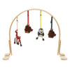 Baby Play Gym- Wildflower Natural