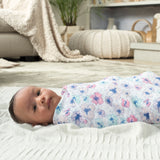 Trail Blooms- Flora Swaddle