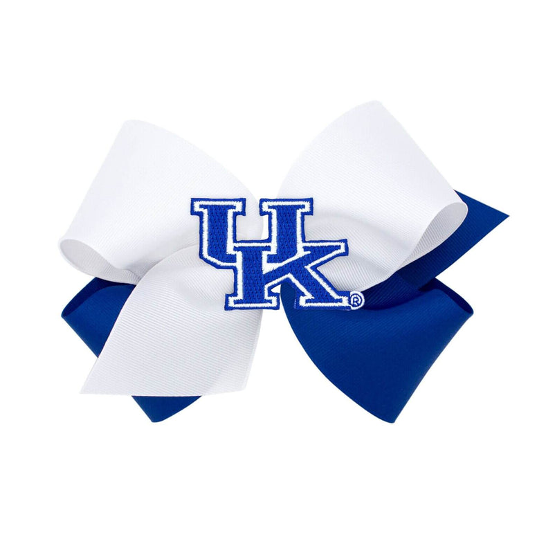 University of Kentucky King Two-Tone Bow