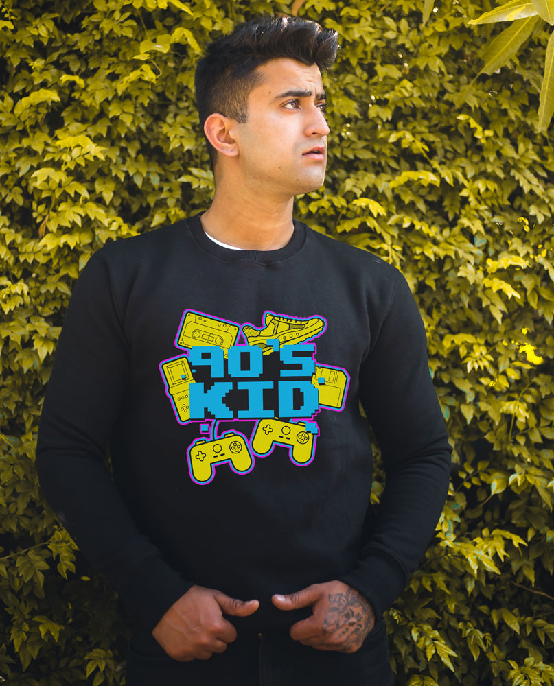 90s Kids Sweatshirt