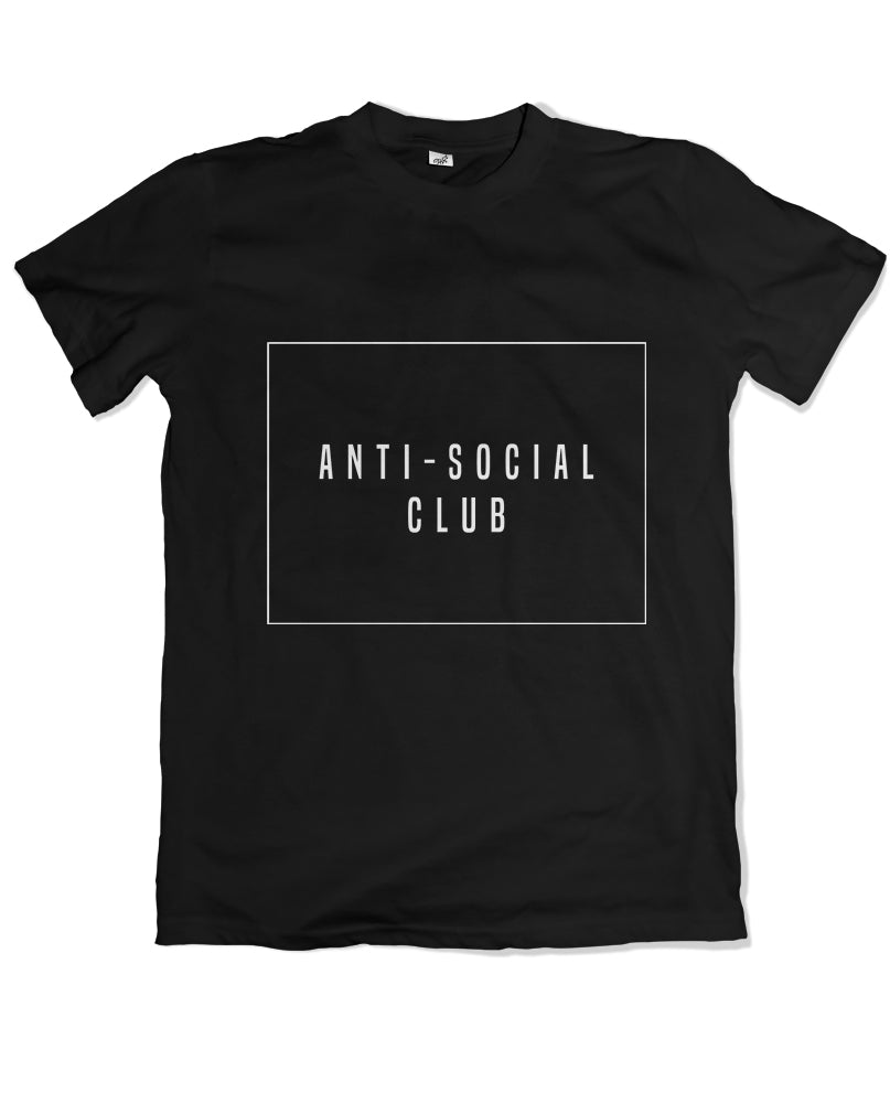 Anti Social Club Tshirt