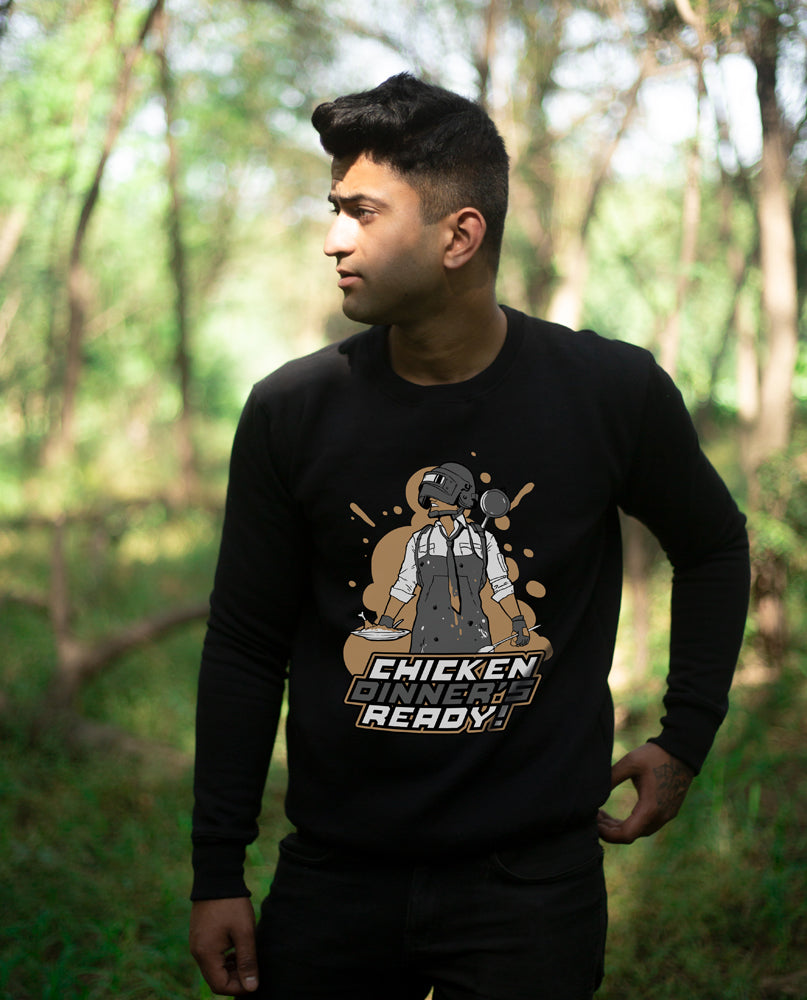 Chicken Dinner Sweatshirt
